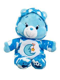 care-bears-fashion-beans-pyjama-party-bedtime-bear-amp-wish-bear-twin-pack