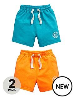 ladybird-boys-2pk-jersey-pull-on-shorts