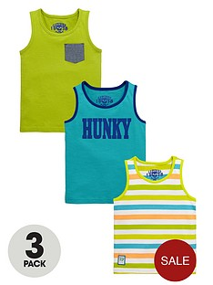 ladybird-boys-vests-3-pack