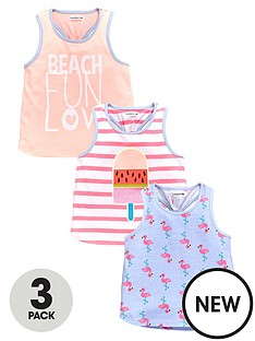 ladybird-girls-3pk-beach-fun-vests