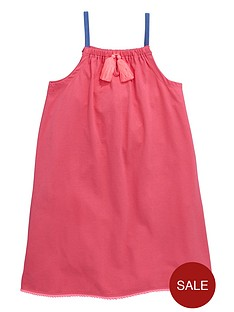ladybird-girls-pink-jersey-maxi-dress