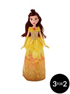 disney-princess-classic-belle-fashionnbspdoll