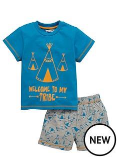 ladybird-boys-shortienbspadventure-pyjamas