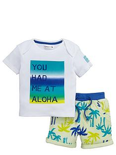 ladybird-baby-boys-aloha-t-shirt-and-shorts-set-2-piece