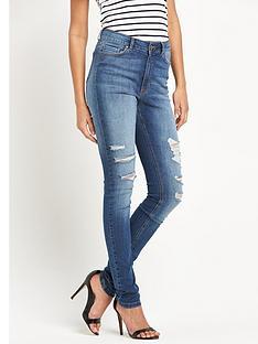 v-by-very-high-waistednbspripped-knee-skinny-jeans