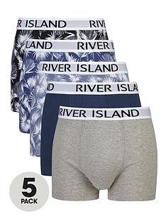 river-island-5-pack-palm-leaf-print-trunks