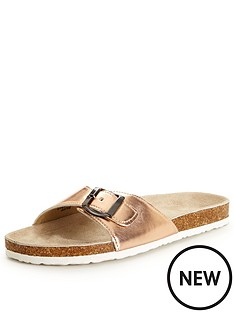 v-by-very-carlton-footbed-sandal-colour-rose-gold