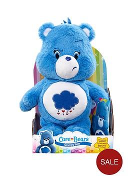 care-bears-medium-plush-with-dvd-grumpy-bear