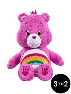 care-bears-large-plush-cheer-bear