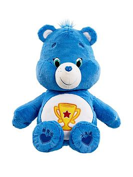 care-bears-large-plush-champ-bear