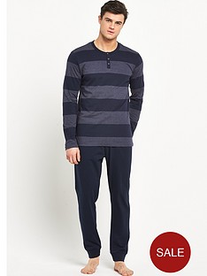 v-by-very-long-sleeve-pyjama-set