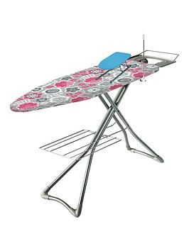Minky Pro Workstation Ironing Board With Accessories