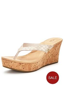 ugg-australia-natassianbspwedged-sandal