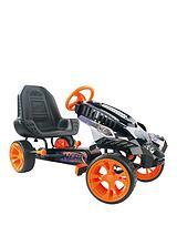 Battle Racer Go Kart