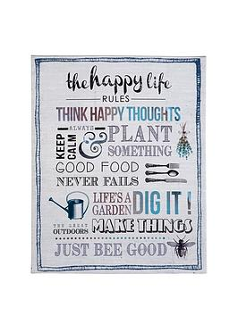 graham-brown-happy-life-rules-canvas