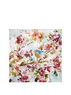 free-as-a-bird-floral-canvas