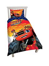 and the Monster Machines Single Duvet CoverSet