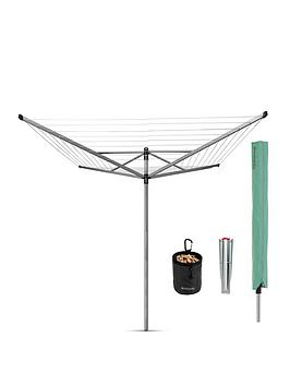 Brabantia   Lift-O-Matic Rotary Dryer With Accessories