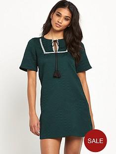 river-island-jacquard-swing-dress
