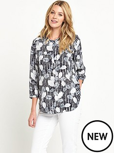 nydj-nydj-shadow-leaf-print-blouse