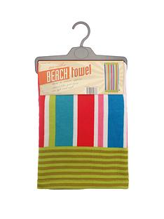 summer-stripe-beach-towel