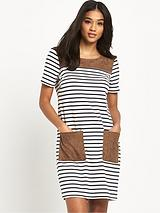 VILA TINNY MIX DRESS