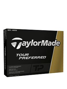 taylormade-tour-preffered-golf-balls