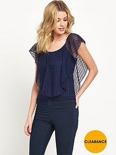 v-by-very-frill-lace-top