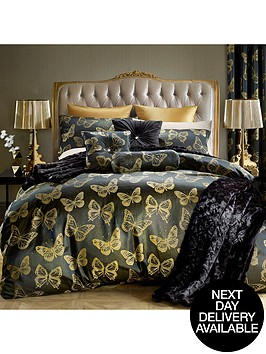 by-caprice-butterfly-gold-duvet-cover
