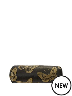 by-caprice-butterfly-gold-filled-bolster-cushion