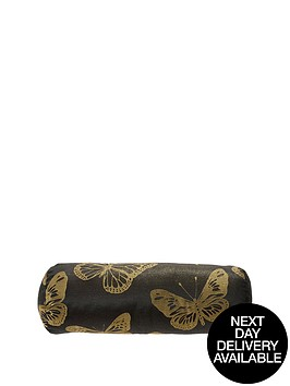 by-caprice-metallic-jacquard-bolster-filled-cushion