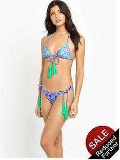 v-by-very-paisley-tie-front-triangle-bikini-set