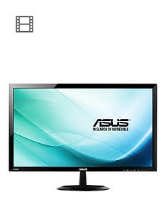 asus-vp247h-236in-fhd-1ms-response-console-amp-pc-gaming-monitor-black-w-built-in-speakers
