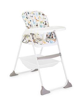Joie Joie Mimzy Snacker Highchair - Alphabet Picture
