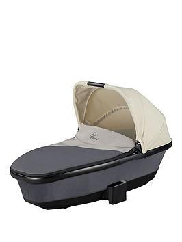 Quinny Foldable Carrycot Special Edition Reworked Grey