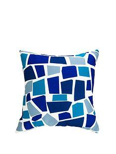 mosaic-printed-cushion
