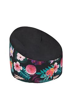 urban-floral-chill-chair-indooroutdoor