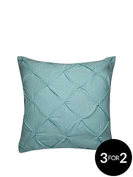 pleated-diamond-cushion-ndash-43-x-43-cm