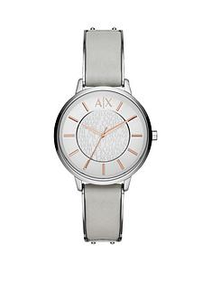 armani-exchange-armani-exchange-silver-dial-stainless-case-and-grey-leather-strap-ladies-watch