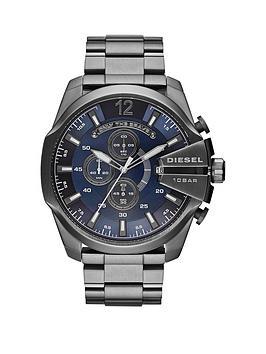 diesel-on-silver-dial-tan-leather-strap-hybrid-smartwatch