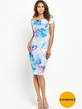 v-by-very-printed-bardot-bodycon-dress