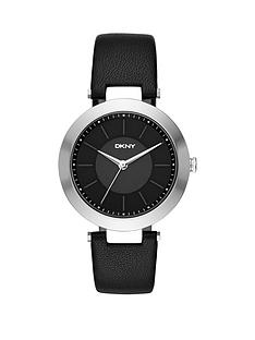 dkny-dkny-stanhope-20-black-strap-ladies-watch