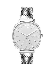 skagen-skagen-rungsted-silver-stainless-steel-mesh-bracelet-ladies-watch
