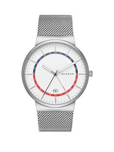 skagen-anchernbspsilver-stainless-steel-mesh-bracelet-mens-watch