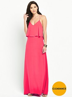 v-by-very-double-layered-strappy-maxi-dress