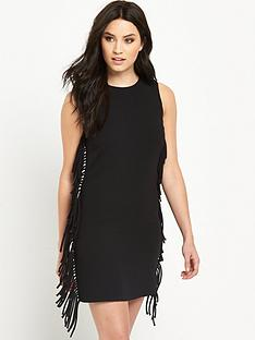 v-by-very-fringe-detailed-shift-dress