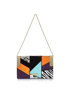 river-island-patchwork-mixed-material-clutch-bag
