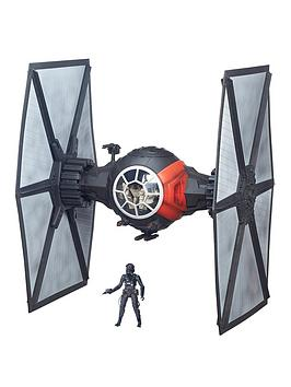 Star Wars Star Wars The Black Series First Order Special Forces Tie Fighter