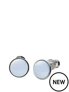 skagen-sea-glass-stainless-steel-stud-earrings