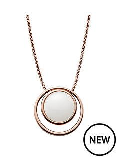 skagen-sea-glass-rose-gold-tone-pendant